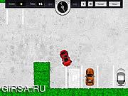 Флеш игра онлайн Стоянка автомобилей тренируя 2 / Parking Training 2