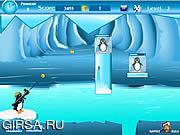 Флеш игра онлайн Спасение Пингвина 2 / Penguin Salvage 2