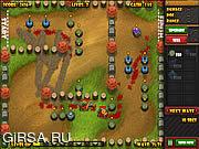 Флеш игра онлайн Penguins Attack 3