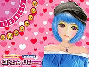Флеш игра онлайн Совершенный макияж / Perfect Date Makeup