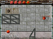 Флеш игра онлайн Perfect Hoopz