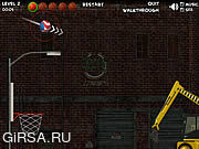 Флеш игра онлайн Perfect Hoopz 2