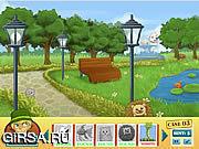 Флеш игра онлайн Детектив животных