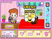 Флеш игра онлайн Петкер / Petcare