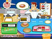 Флеш игра онлайн Приготовление пиццы / Pizza Dazzle