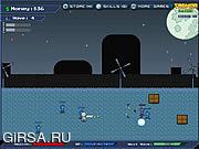 Флеш игра онлайн Спасение друзей 2 / Planet Blirp 2