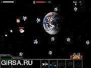 Флеш игра онлайн Защита планеты