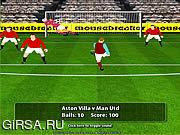Флеш игра онлайн Play For Your Club