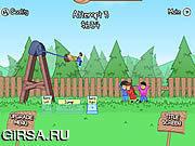 Флеш игра онлайн Палочка-попрыгушка
