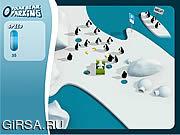 Флеш игра онлайн Белый Медведь Парковка