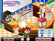 Флеш игра онлайн Popcorn Booth