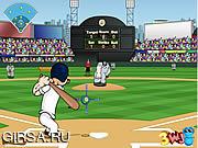 Флеш игра онлайн Бейсбол моряка Папая