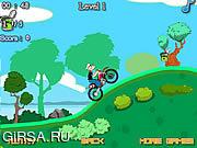 Флеш игра онлайн Popeye Ride 2