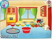 Флеш игра онлайн Preparing Macarons