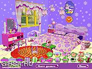 Флеш игра онлайн Дизайн для комнаты принцессы
