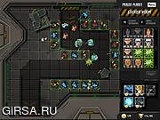 Флеш игра онлайн Планета с заключенными