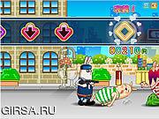 Флеш игра онлайн Спасение кролика / Prison Rabbit