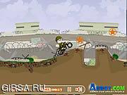 Флеш игра онлайн Частная Байкер / Private Biker