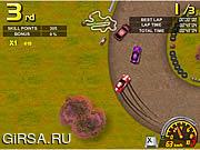 Флеш игра онлайн Pro Racing GT