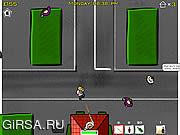 Флеш игра онлайн Защитник Pub / Pub Defender