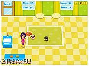 Флеш игра онлайн Внимательность Pug / Pug Care