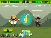 Флеш игра онлайн Punching Desperados