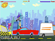 Флеш игра онлайн PuppyGirls In Traffic