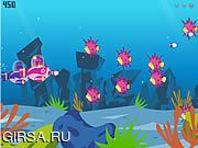 Флеш игра онлайн PuppyGirls Submarine