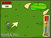Флеш игра онлайн Бип  / Putt & Play