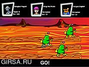 Флеш игра онлайн Гонка Quibble / Quibble Race
