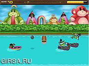 Флеш игра онлайн Rainbow Monkey