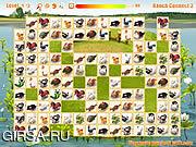 Флеш игра онлайн Ranch Connect 3