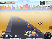 Флеш игра онлайн Быстрая езда