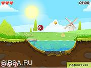Флеш игра онлайн Red Ball 4