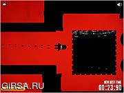 Флеш игра онлайн Красная ракета