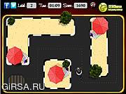 Флеш игра онлайн Resort Bike Parking