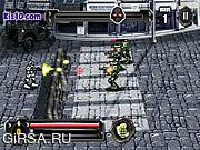 Флеш игра онлайн Revenge of Robots