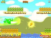 Флеш игра онлайн Rhino Rush Stampede