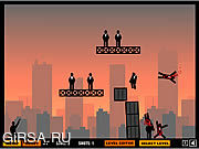 Флеш игра онлайн Ricochet Kills 2