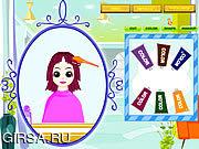 Флеш игра онлайн Правые волосы / Right Hair