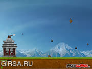 Флеш игра онлайн Rise Of The Castle 2