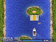 Флеш игра онлайн Спешка реки / River Rush