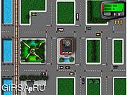 Флеш игра онлайн Road Crisis