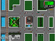 Флеш игра онлайн Дорожный Кризис