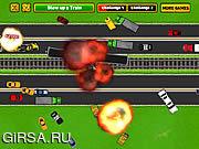 Флеш игра онлайн Roadkill Revenge