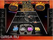 Флеш игра онлайн Герой утеса / Rock Hero