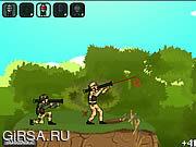 Флеш игра онлайн Гранатометчики