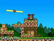 Флеш игра онлайн Войны ротора / Rotor Wars