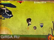 Флеш игра онлайн Запустить Бобби / Run Bobby Run