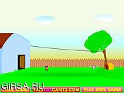 Флеш игра онлайн Run Shinchan